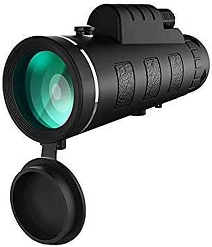 CYGGBF Monocular óptico de Alta definición, telescopio de Zoom de Alta magnificación, Prisma de Gran amplificación de Gran Angular con Poca luz y Ultra Alta magnificación