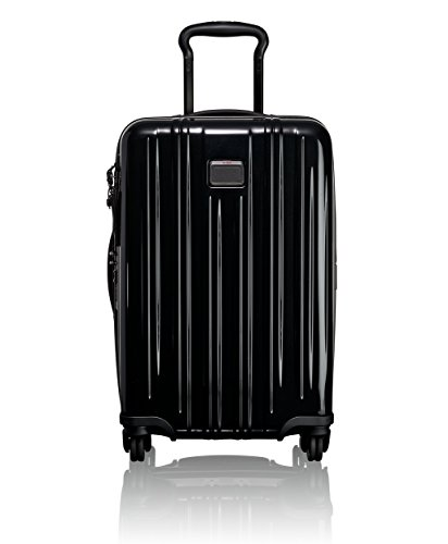 TUMI - V3 International Expandable Carry-On Luggage - 22 Inch Hardside Suitcase for Men and Women - Black