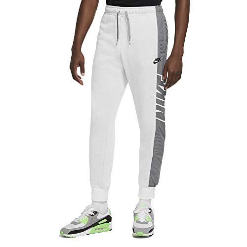 Nike Pantalón de hombre SNL gris cod CZ9942-051 blanco M