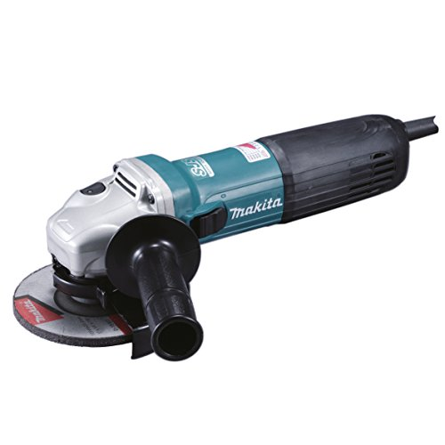 Makita GA5040CF01 - Amoladora angular (125 mm, 1400 W)