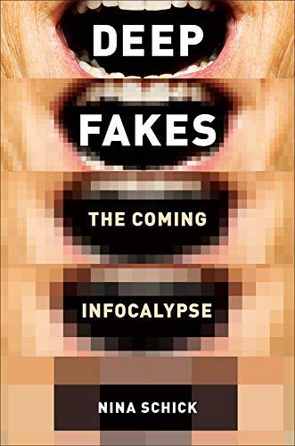 Deepfakes cover art