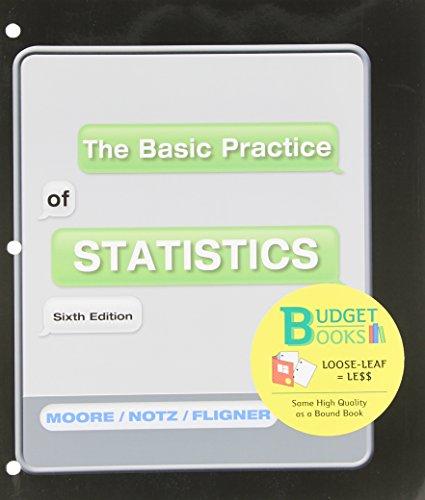 Basic Practice of Statistics (Loose Leaf) & CDR