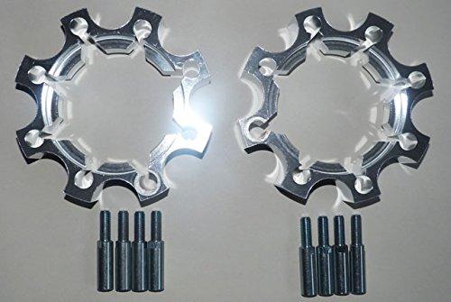 Spurverbreiterung vorne 2x45mm Ersatzteil für/kompatibel mit Dinli 450 DL-904 ccm