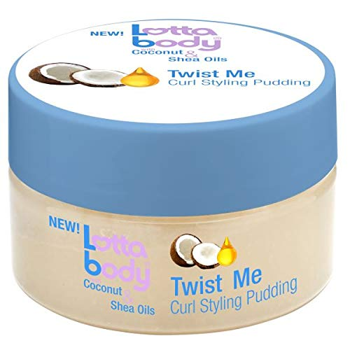 Revlon Lottabody Coconut & Shea Oils Twist Me Curl Styling Pudding 198,4g