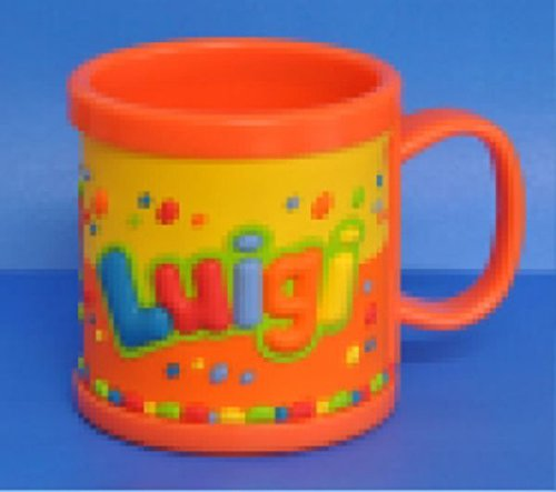 My Name – Tasse Luigi