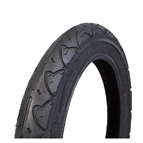 PXBHD 12-1/2 * 1.75 * 2-1/4 neumáticos de Bicicleta 12 Pulgadas de Bicicleta de Goma de 12 Pulgadas Neumáticos para Bicicletas para niños adecuados para BMX