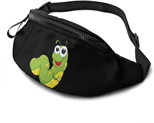 Caterpillar Fashion Casual Waist Bag Fanny Pack Travel Bum Bags Running Pocket for Men Women