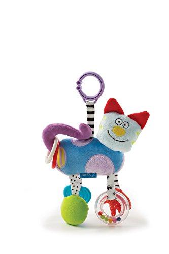 Taf Toys babyspeelgoed voor bedjes, kinderzitje en kinderwagen Kat multicolor