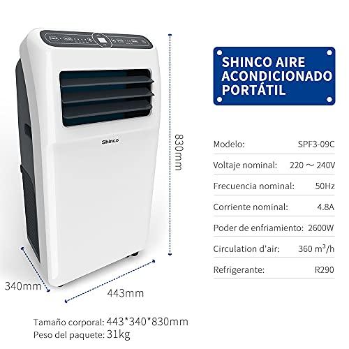 SHINCO SPF3-09C