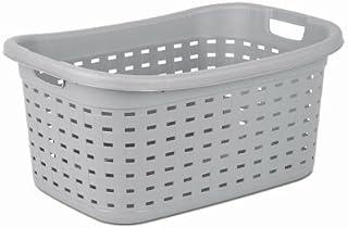 "STERILITE 12756A06 Cement Weave Basket, 26"""