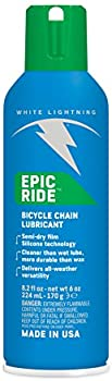 White Lightning Epic Ride All Conditions Light Bicycle