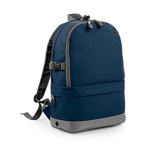 Bag Base Mixte Bg550fnav Athleisure Pro Sac à Dos Bg550, Français Bleu Marine, Medium
