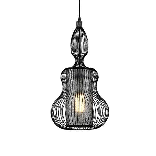 SXFYWYM Industrial Retro Chandelier Wrought Iron Creative Fashion Home Pendant Light for Dining Rooms Cafe Small Lighting