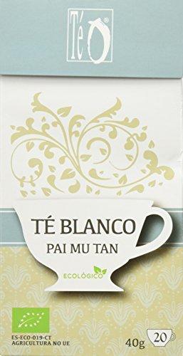 TéO Té Blanco Pai Mu Tan Ecológico - 40 gr