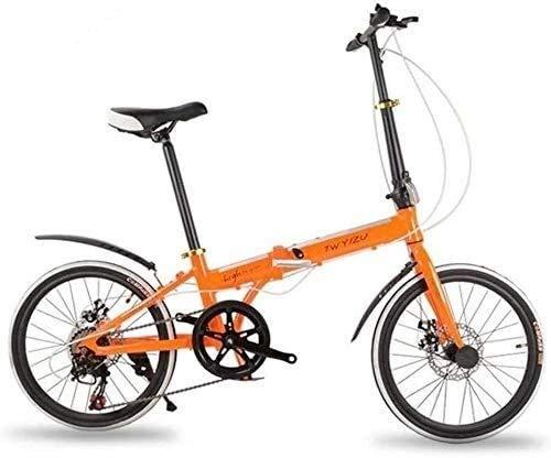 Longteng Bicicletas Infantiles Aleación De Aluminio Plegable del Coche De 7 Velocidades,...