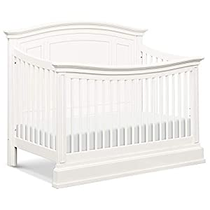Million Dollar Baby Classic Durham 4-in-1 Convertible Crib in Debry Brown
