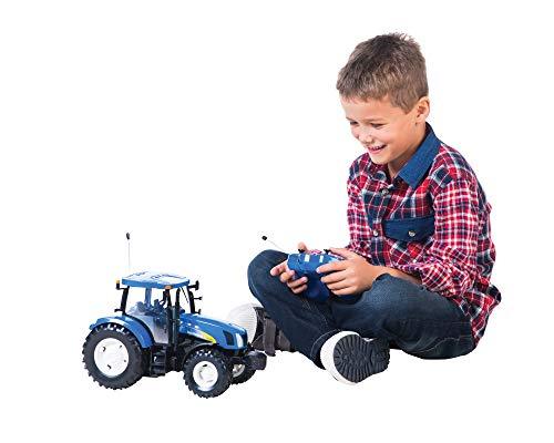 RC Auto kaufen Traktor Bild 4: TOMY Britains Spielzeug Traktor