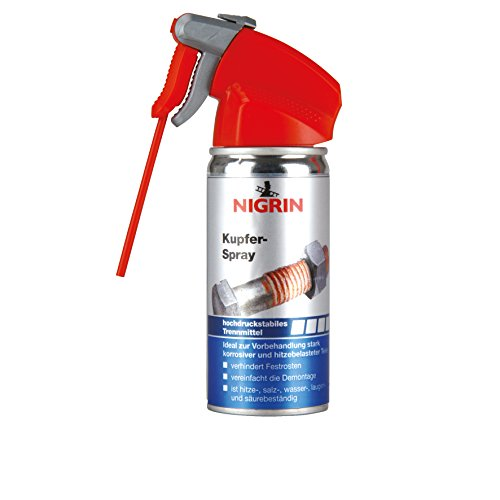 NIGRIN 72244 Kupfer-Spray 100 ml