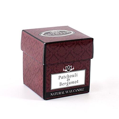 Mystix London Duftkerze Patchouli & Bergamotte, klein, 8 cl