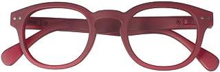 El Charro Occhiali da Lettura Modello Florida Rosso, Diottria +3 - 1 Prodotto