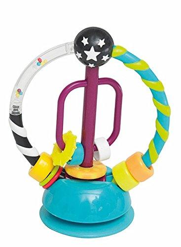 BabySun Explore and Play Hochet Spirale 2 en 1
