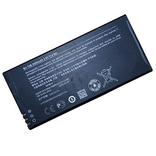 Batería de Repuesto BV-T4B 3000mAh 3.8V 11.4Whr Compatible con Microsoft Lumia 640...
