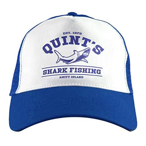 Jaws Quints Shark Fishing, Trucker Cap