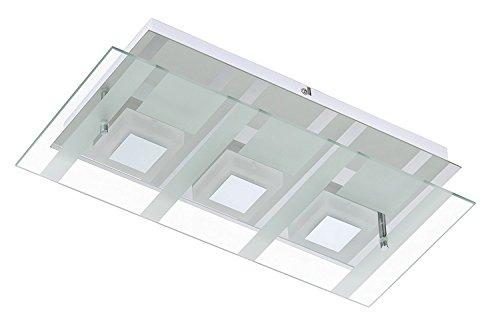 """Trango TG3568-038 Design LED Wandleuchte Badlampe Deckenlampe Flurleuchte\""""July\"""" inkl. LED Leuchmittel"""