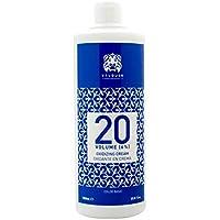 Valquer Profesional Oxigenada Estabilizada en Crema, 20 Volumenes (6%)  1000 Ml