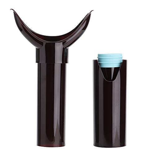 Yuyte Portable Suction Enhancer Lip Plumper Manuelle Verbesserung Zubehör Lippen Beauty Tool Keine Notwendigkeit Chirurgie Reparatur oder Schmerzen(02)