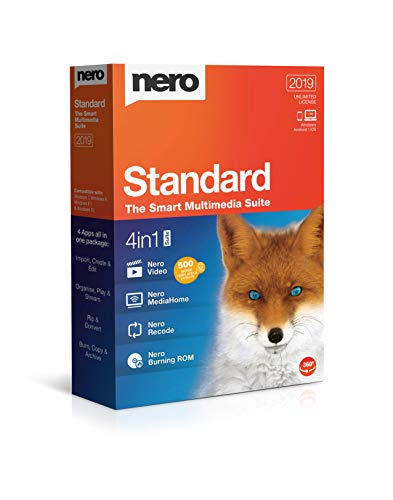 Nero Standard 2019 Box