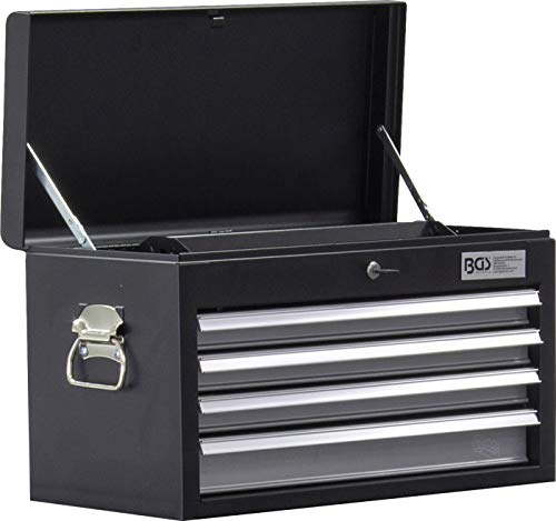 BGS 4002 | Werkstattwagen-Aufsatz | 4 Schubladen | leer