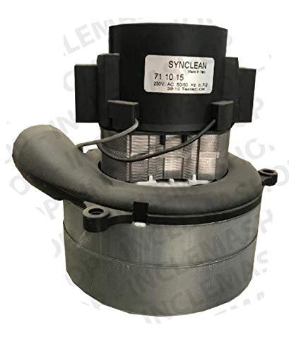 SY711015 Saugmotor SYNCLEAN für Staubsauger oder Bodenwischer