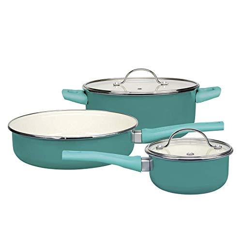 Baterias De Cocina De Ceramica marca Cinsa