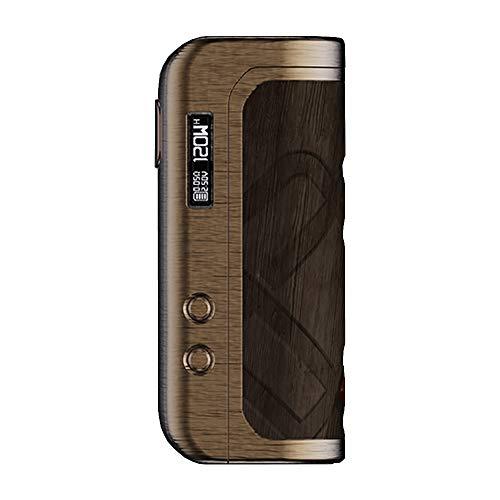 Augvape Foxy One 120W Box Mod Akkuträger Farbe Copper-Wood-Leder