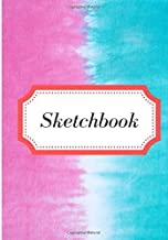 Sketchbook: SUBTITLE: Drawing Book | For Adults, Kids, Girls, Boys | Large Size 17,78 x 25,4 cm, 40 pages to fill | Ideal To draw, paint, make ... artist, painter, lover of artistic creations.
