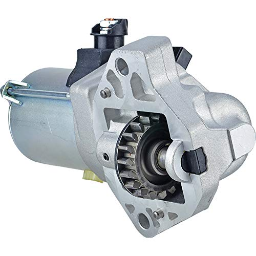 DB Electrical Remanufactured 410-54254R Automotive Starter 3.5L Compatible With/Replacement For Honda Accord 2013-2017, Crosstour 2013 2014 2015 SMU0568 19252 191-716 SM740 31200-5G0-A02 31200-5G0-A04