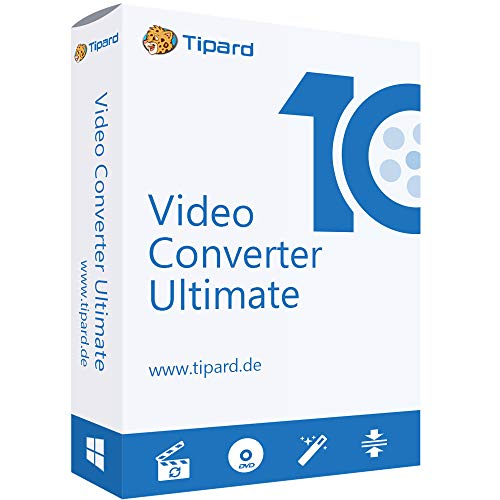 Video Converter Ultimate Windows (Product Keycard ohne Datenträger)