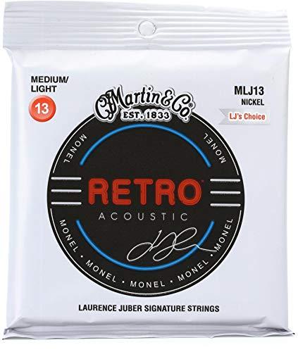 Martin corde per chitarra acustica (41Y19MLJ13)