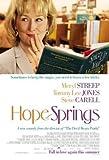 Hope Springs - Meryl Streep – Film Poster Plakat Drucken