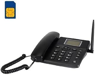 BW Wireless Quadband GSM - Teléfono fijo analógico (inalá