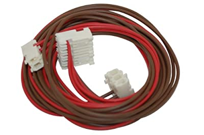 Hotpoint Indesit Washing Machine Door Lock & Drain Pump Wiring. Genuine part number C00271423