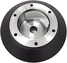 Semoic Steering Wheel Short Hub Adapter for 350Z/370Z/G35/G37 Ser Srk-141H