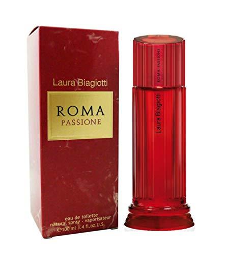 Perfume mujer Laura Biagiotti Roma Passione Eau de Toilette Giosal 100ml