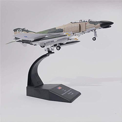 XJJSZJ 1/100 Escala Militar combatiente Diecast Metal Modelo de avión
