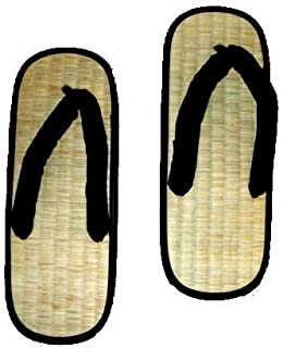 Martial Arts Traditional Zori Slippers Y Shape