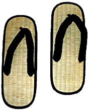 Playwell Martial Arts Traditional Zori Slippers Y Shape