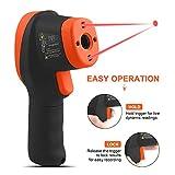 Zoom IMG-1 holdpeak infrarossi termometro pistola hp