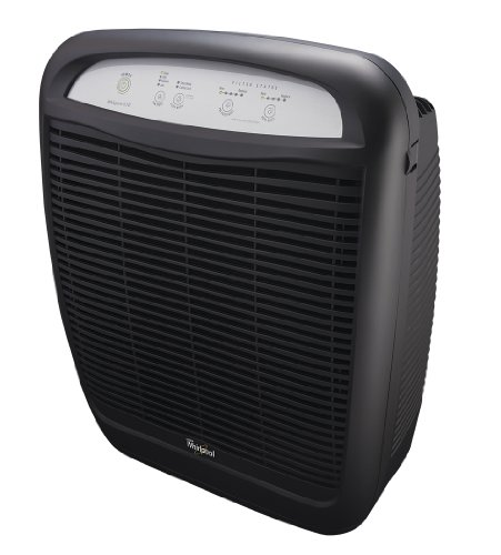 Big Save! Whirlpool AP51030KB Whispure True Hepa Air Purifier, Slate Black