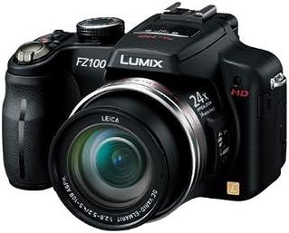 パナソニック デジタルカメラ ルミックス ブラック DMC-FZ100-K 1410万画素 光学24倍ズーム 広角25mm フリーアングル3.0型液晶 フルHD動画 高速連写